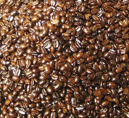Indonesian Dark Roast Coffee Beans photo