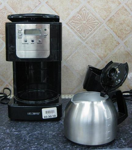 5 cup coffee maker programmable image