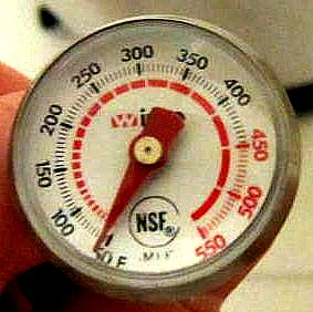 550F Thermometer