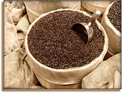 Colombia Coffee Beans Image