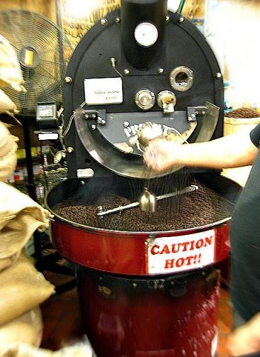 Probat Commercial Coffee Roasting Machine